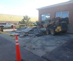 Commercial Driveway Concrete Contractor Milwaukee