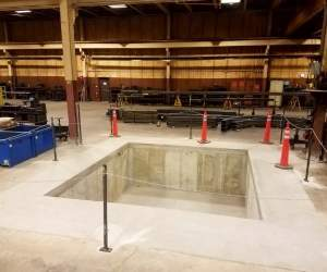 Commercial Basement & Indoor Area Concrete Contractor Milwaukee
