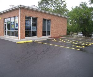 Commercial Parking Lot Concrete Contractor Milwaukee