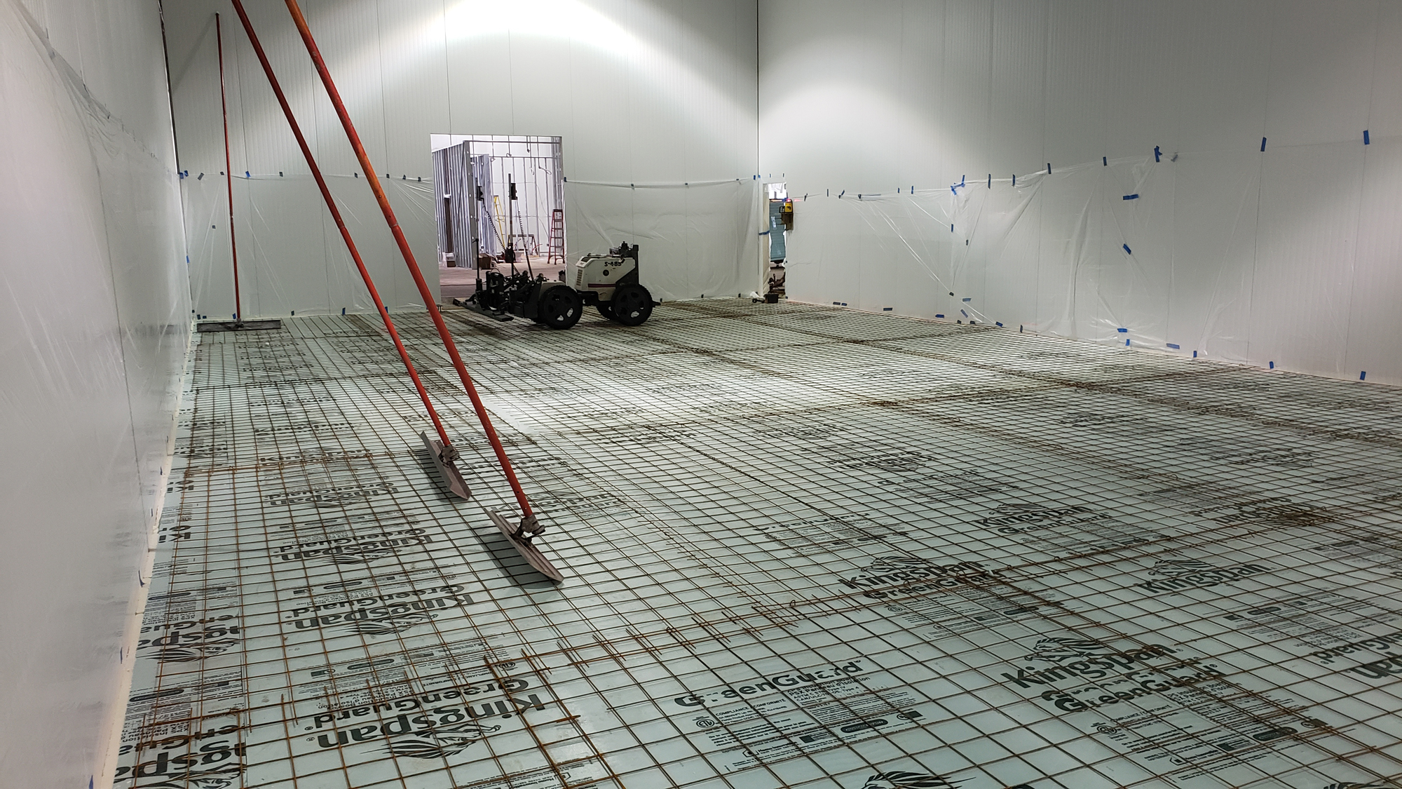 Concrete Flooring Installation