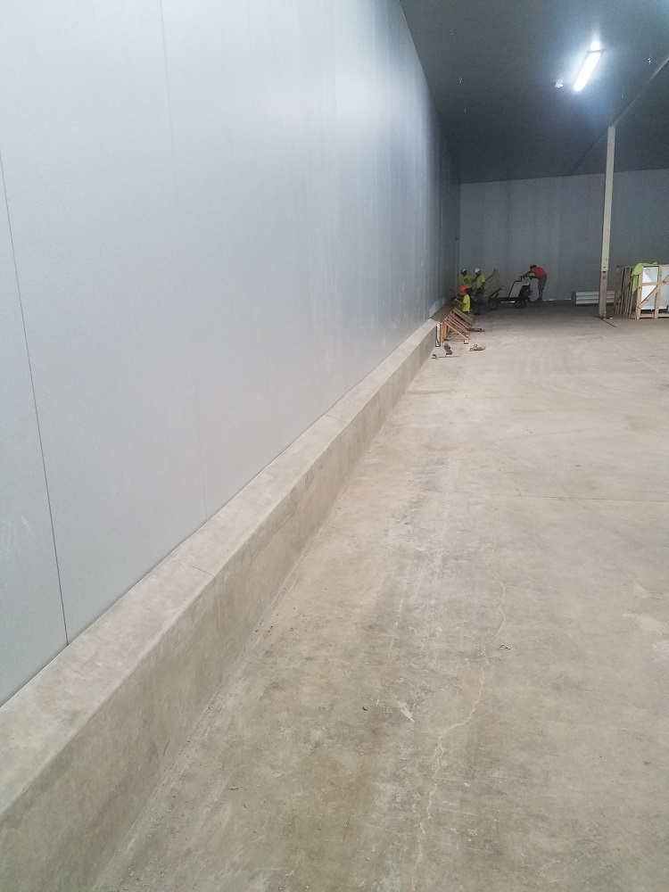 Concrete Curbing Wall Construction Milwaukee