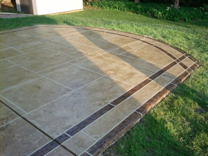 Decorative Concrete For Ordinary Flooring