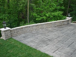 Concrete Patio Installations