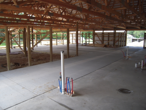 Concrete Installation in Menomonee Falls