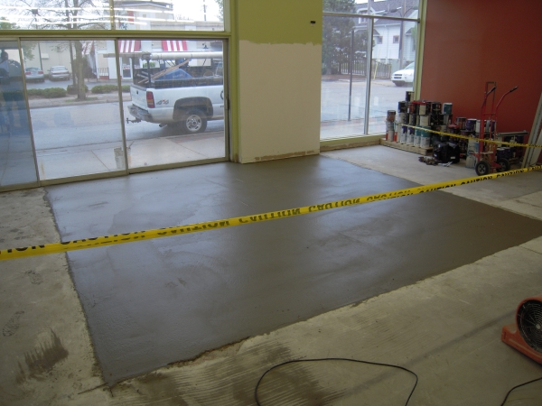 Wauwatosa Concrete Floor Repair