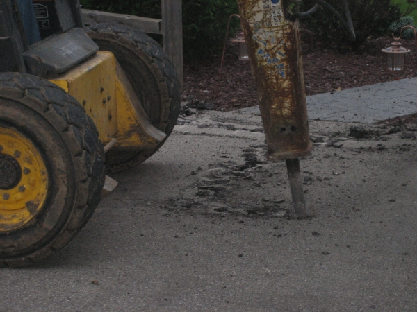 Concrete and Asphalt Removal Greendale