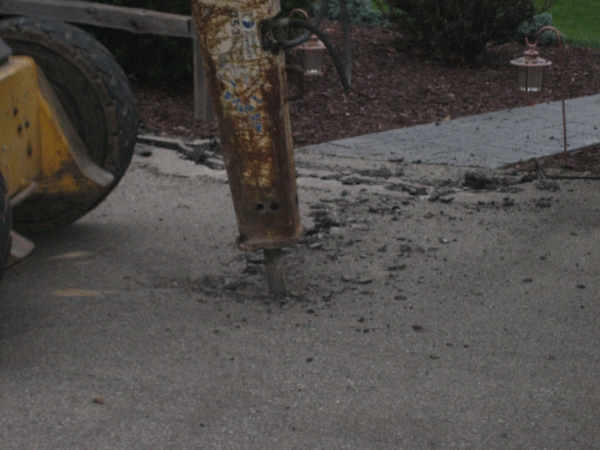 Greenfield Concrete and Asphalt Removal