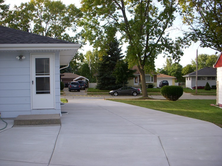 Concrete Driveway Replacement Cudahy