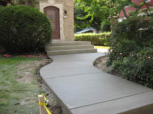 Milwaukee Residential Concrete Contractor