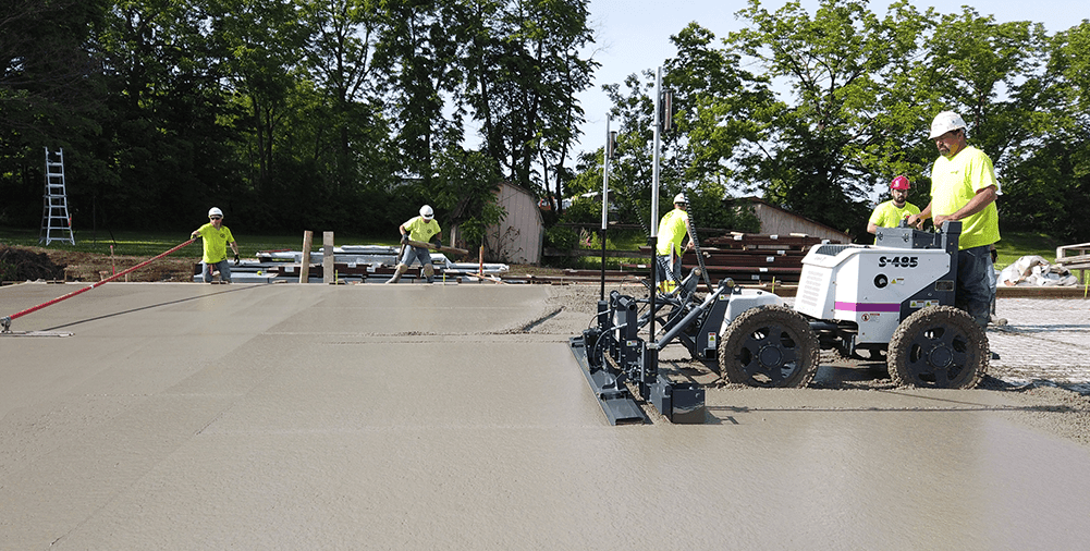 Commercial Concrete Construction Menomonee Falls